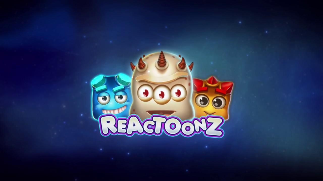 เกมสล็อต Reactoonz