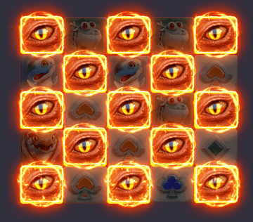 FIRE DRAGON FEATURE